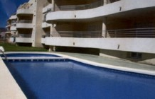 Apartment in Mazarron Beach, Murcia