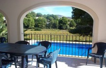Townhouse in Moraira, Alicante