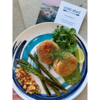 Food Blogger Lucy's Thai Crab Cakes