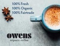 Keep it local - 100% organic, Fairtrade Coffee