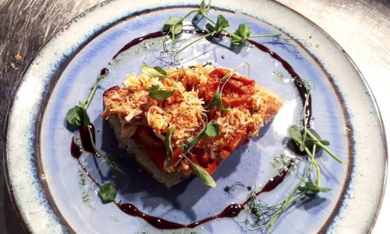 Recipe: Crab Bruschetta