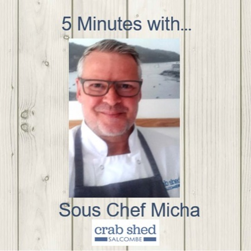 5 minutes with: Sous Chef Micha
