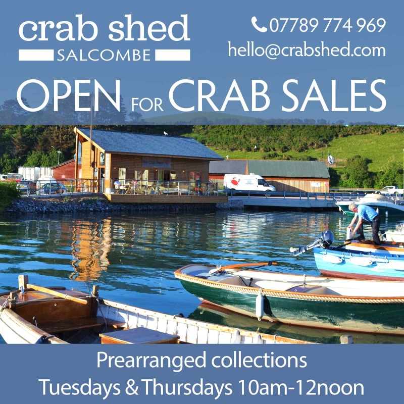 NEW - order crab for local collection