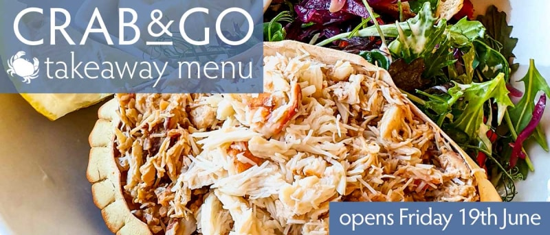 Crab&Go takeaway launches this Friday