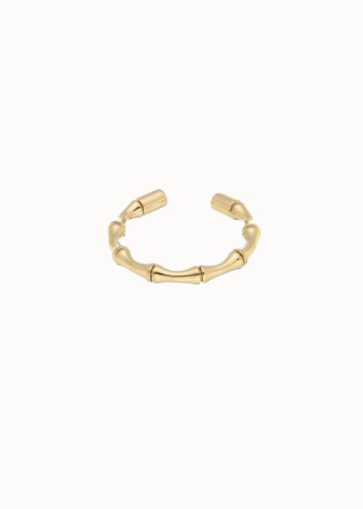 Ring bamboe goud