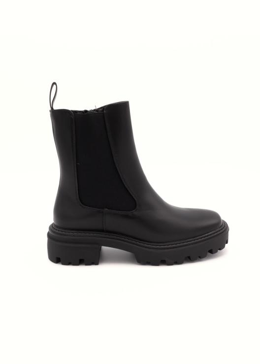 Chelsey boots zwart