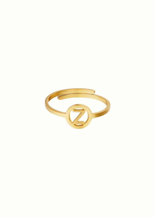 Initiaal ring Z