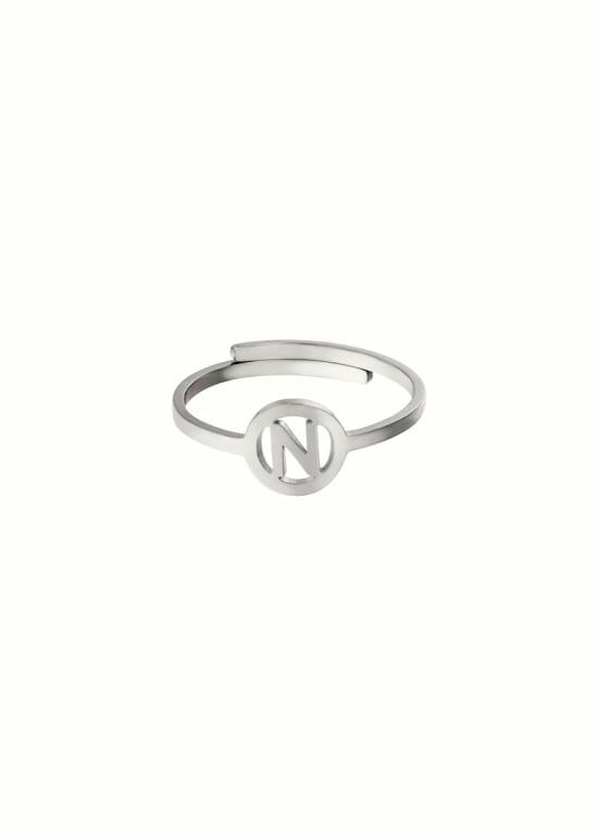 Initiaal ring N