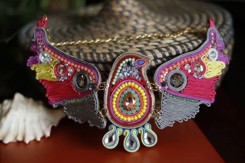Gorgeous Bird Necklace