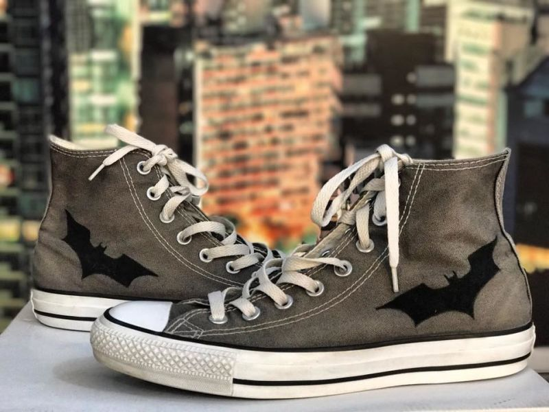 Customized Hand Painted Shoes