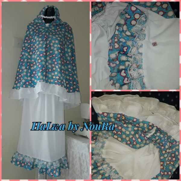 Prayer Clothes for Girls