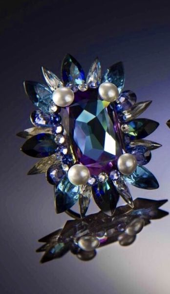 Blue Fairytale Ring