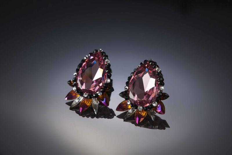 Pink Fairy Tale Earrings