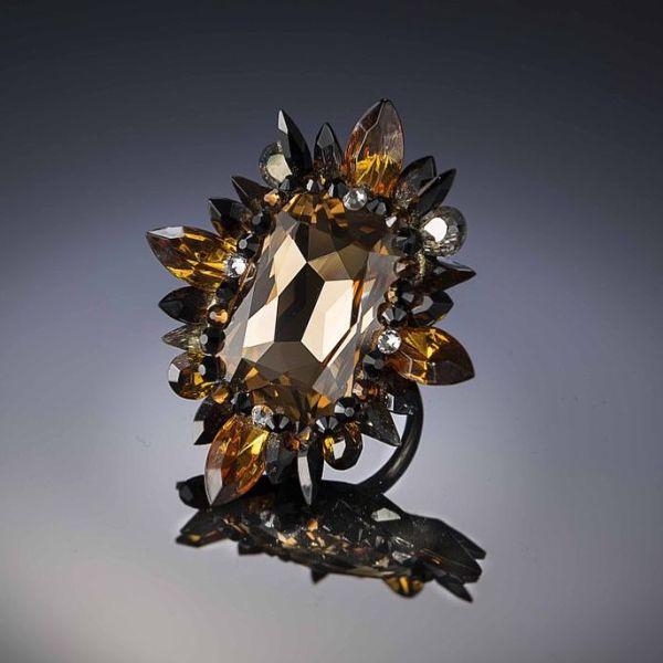 Golden Fairytale Ring