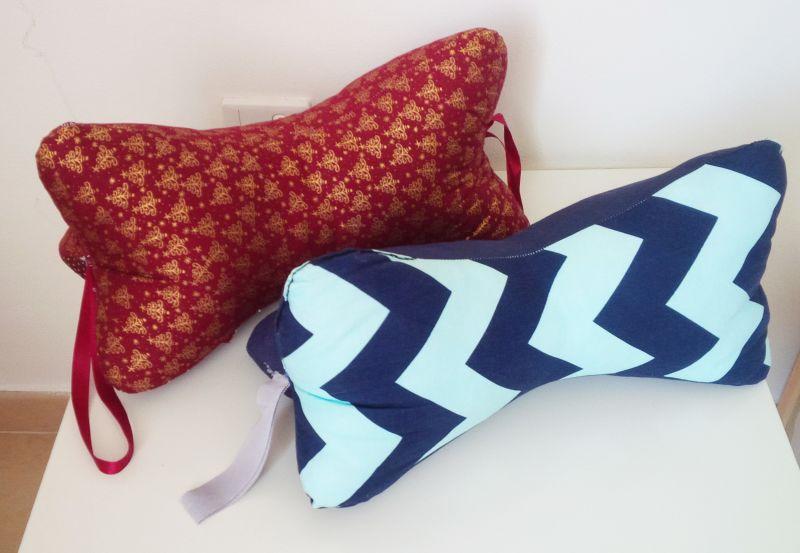 Neck bone pillow