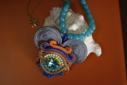 Go to Abstract Necklace