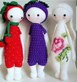Go to Crochet dolls