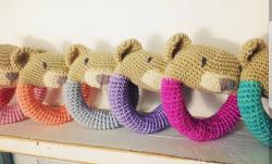 Go to Crochet teethers