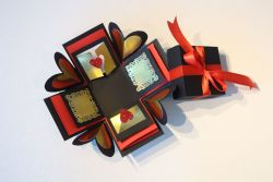 Go to Gift Box explosion
