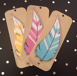 Go to Feather Bookmark