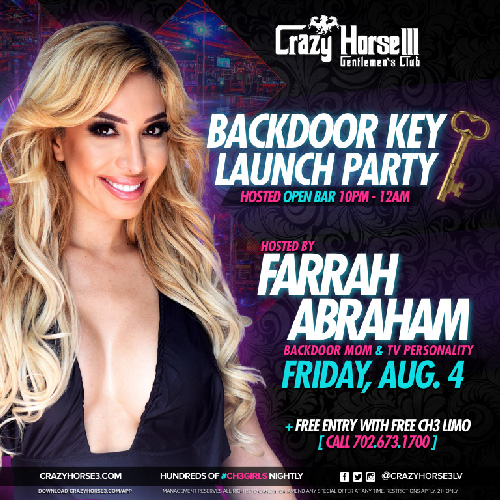 Backdoor Key <br/>Launch Party