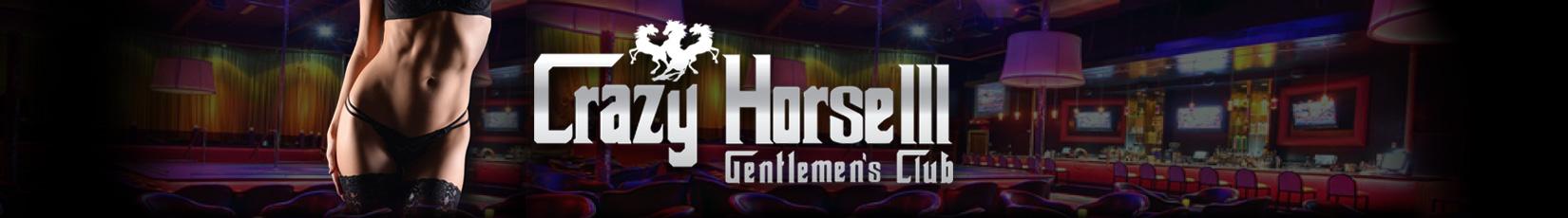 Crazy Horse 3 Logo