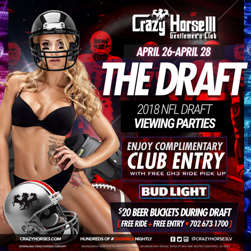 NFL Draft Viewing Party 2018