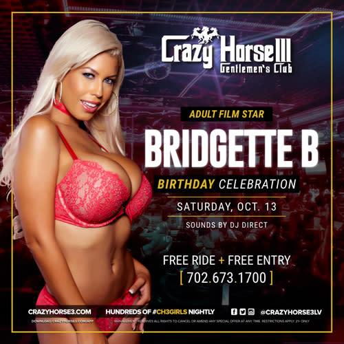 Bridgette B<br/>Birthday Celebration