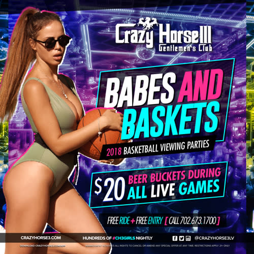 Babes and Baskets<br/>Viewing Parties