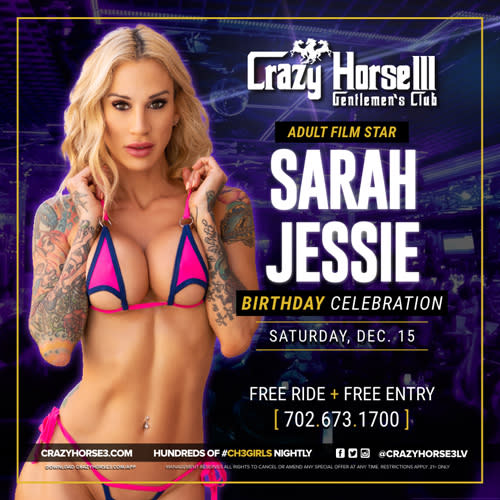 Sarah Jessie<br/>Birthday Celebration