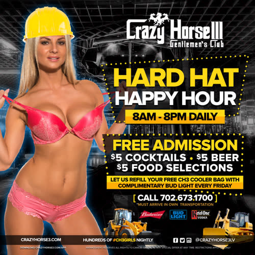 Hard Hat <br/>Happy Hour