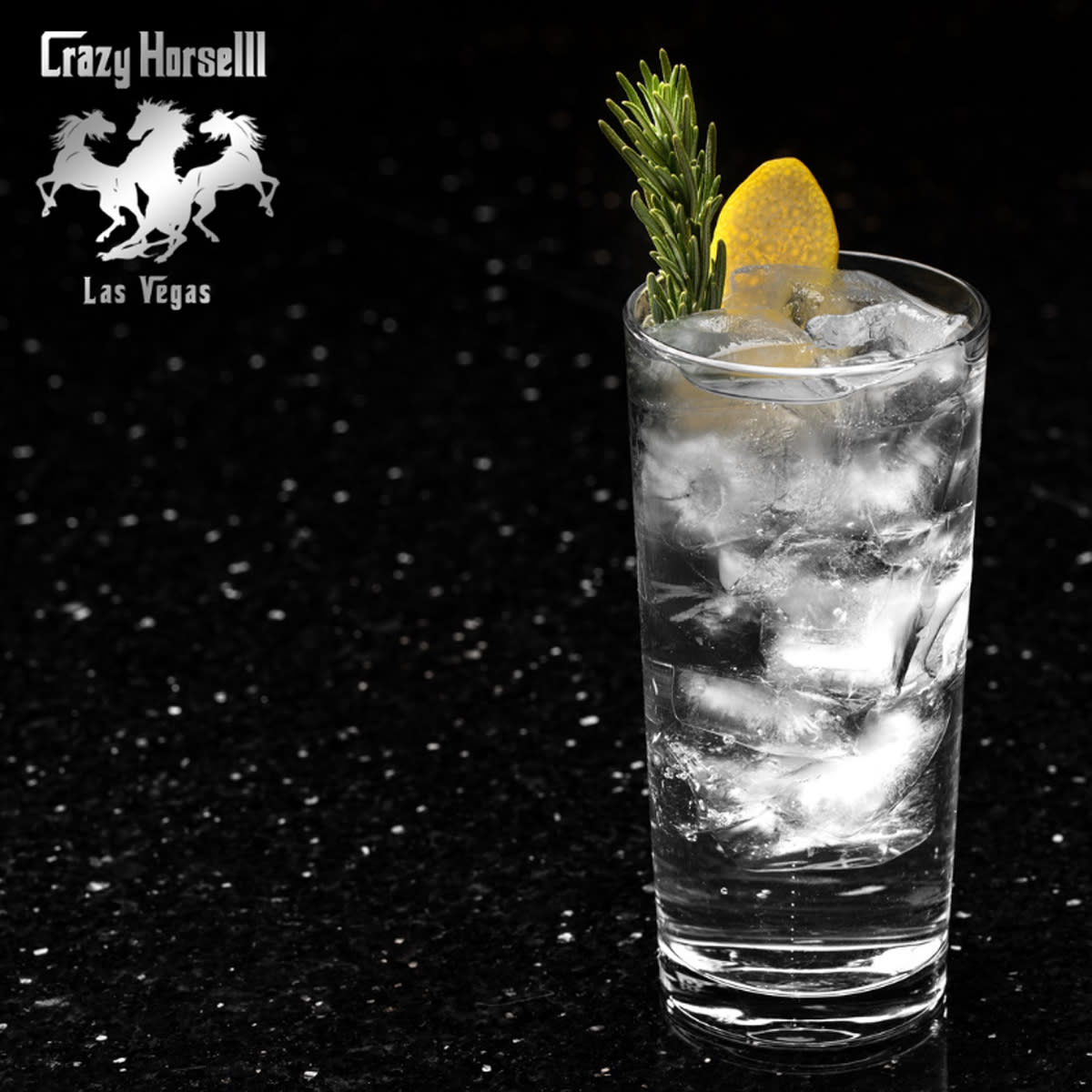 The Italian Gin & Tonic craft cocktail