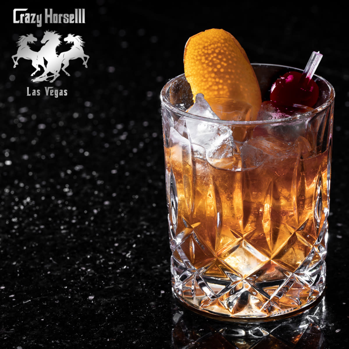 Old Fashioned craft cocktail