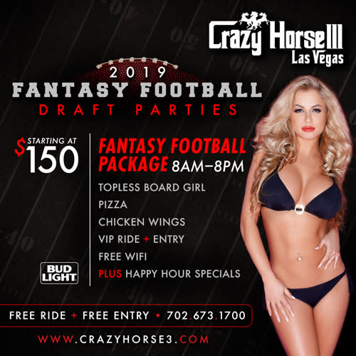 Fantasy Football<br/>Draft Parties