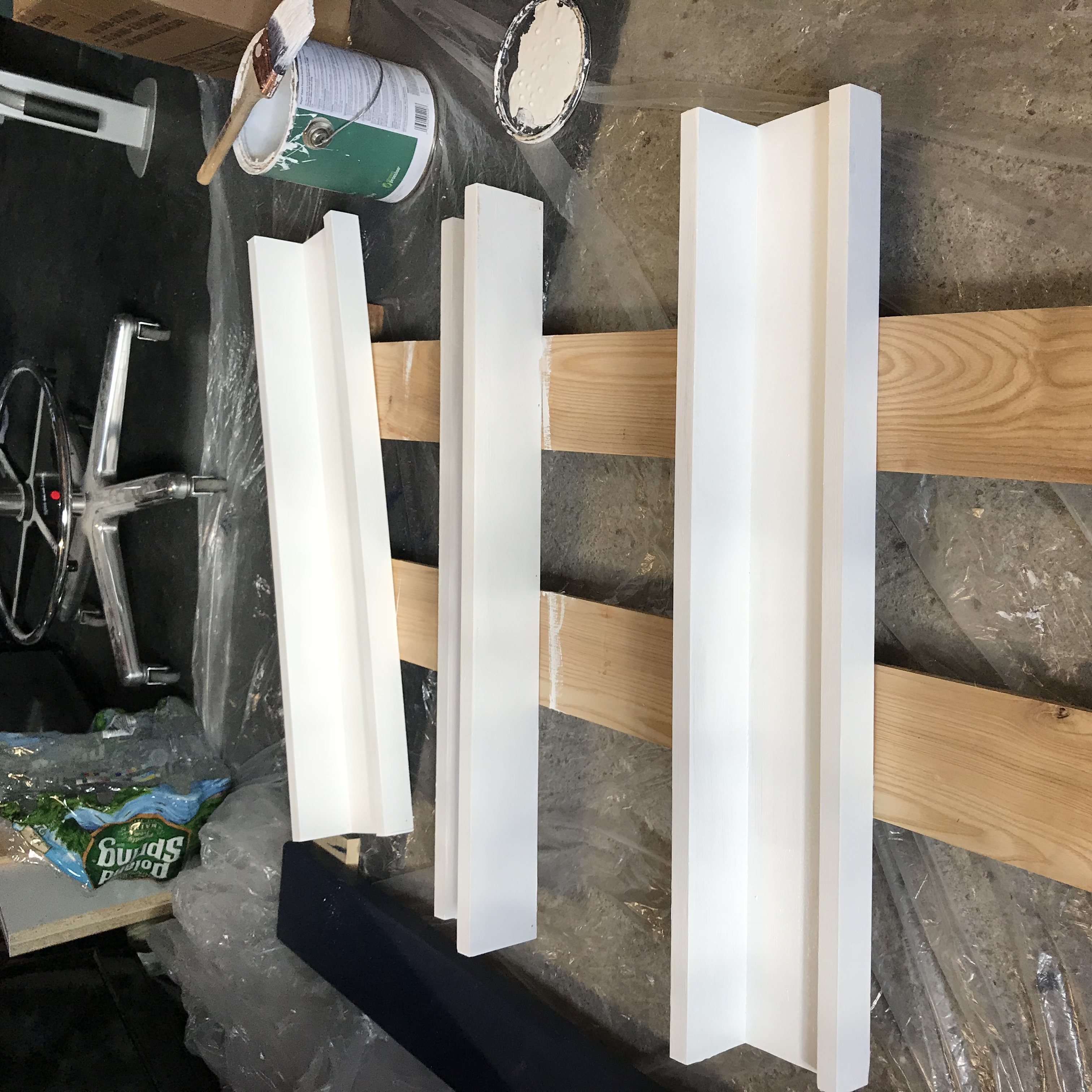 paint boards