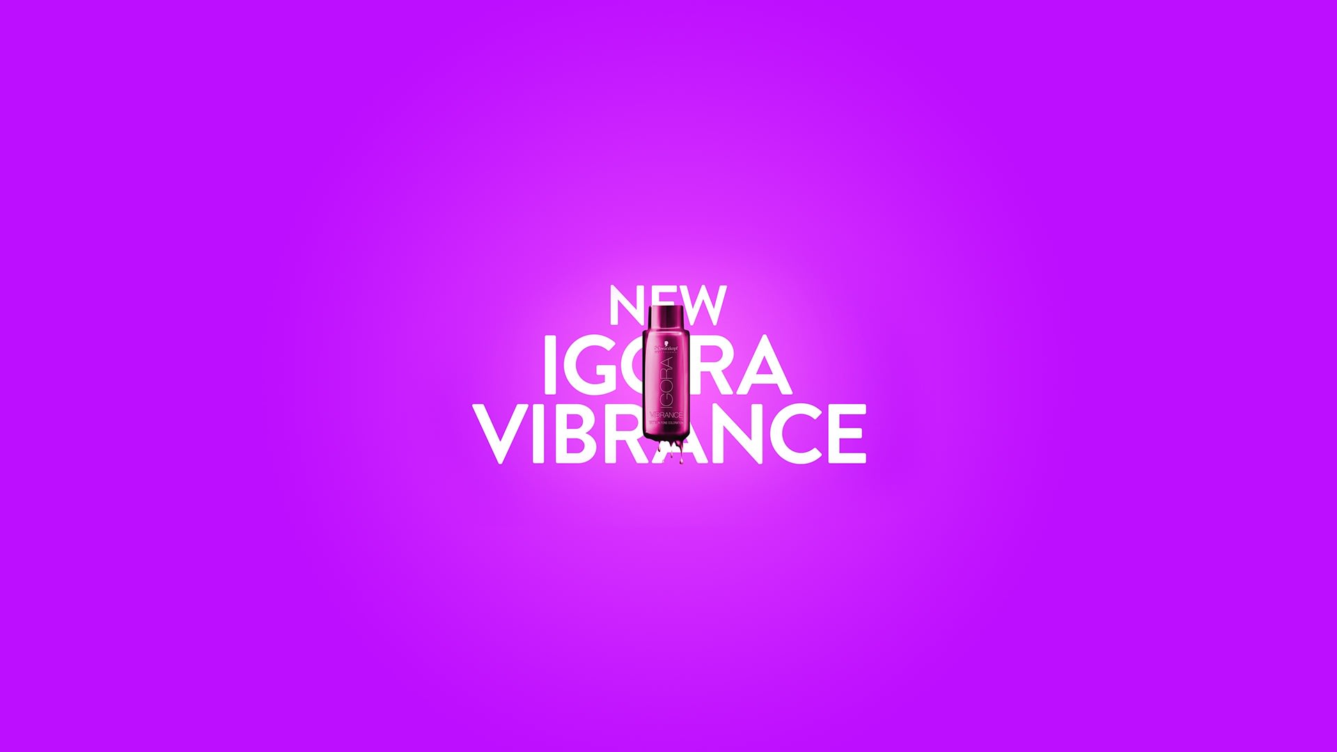 Igora Vibrance Activator System Promo 2