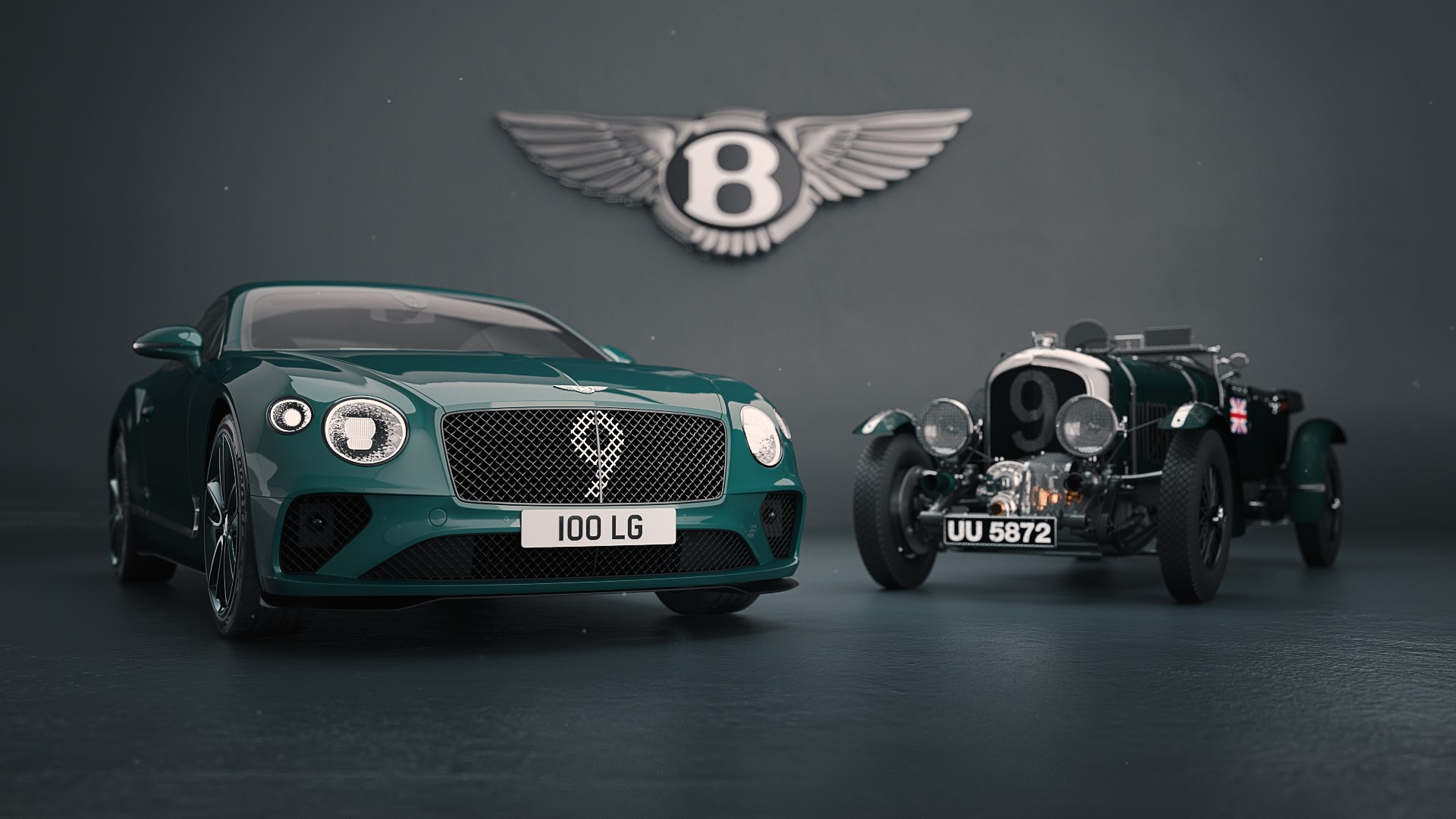 Bentley 3D visualisation