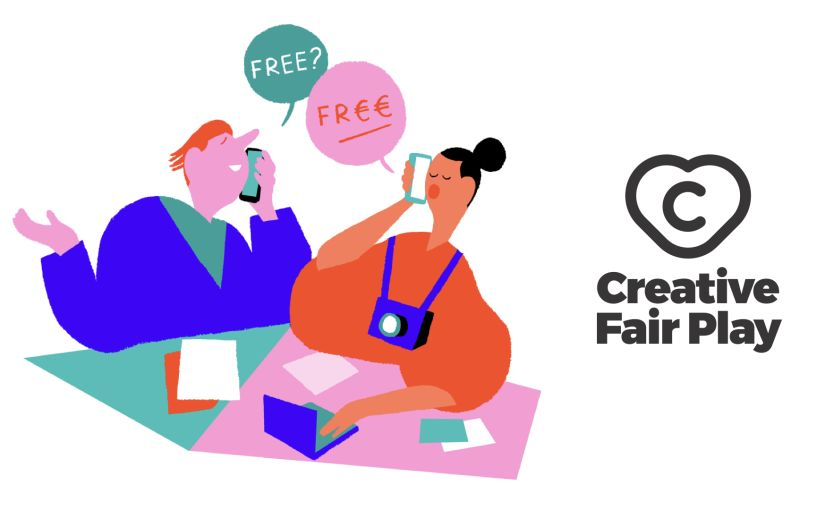 Creative Network and Flanders DC launch Creative Fair Play