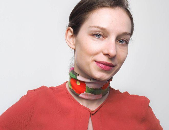 Portrait of Elke Scholiers