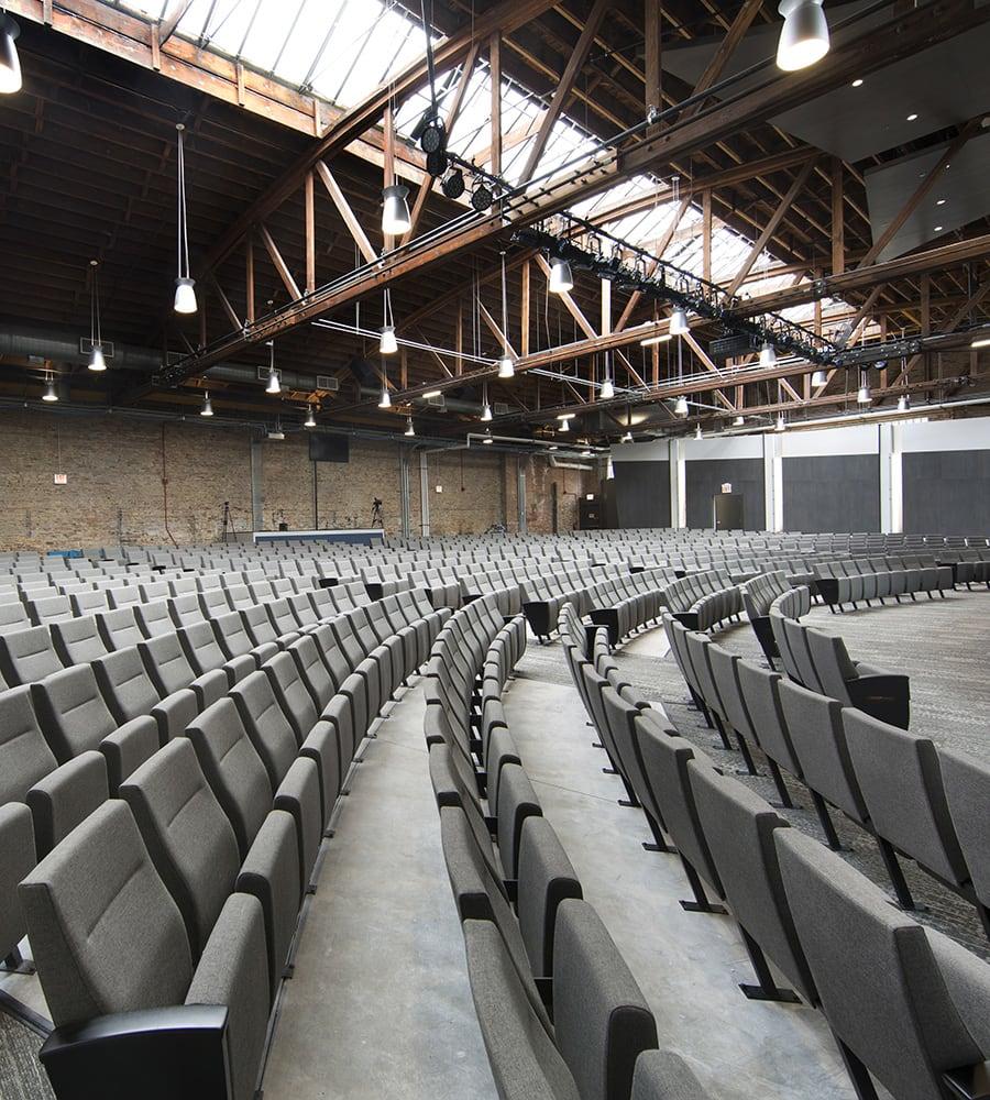 Series Worship Seating