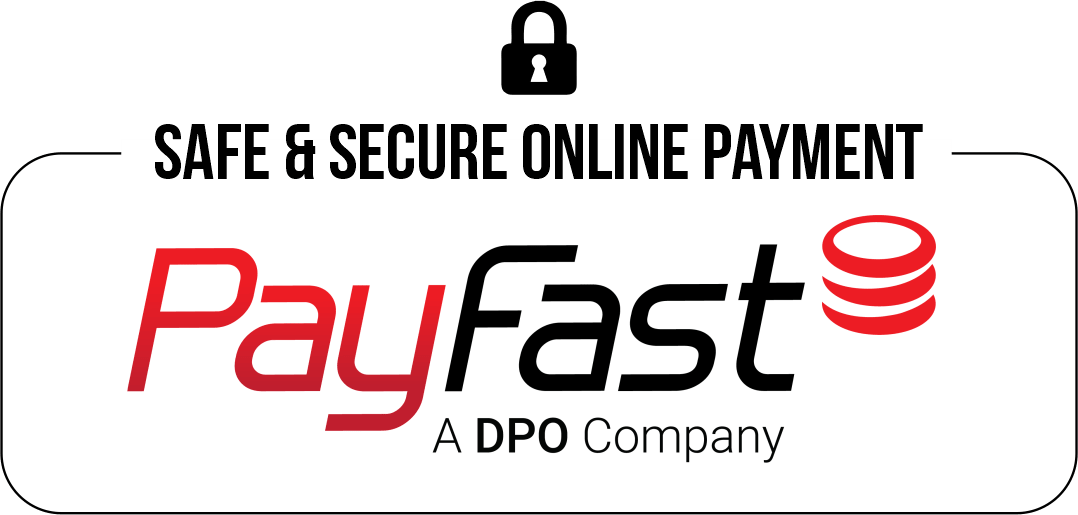 Safe & Secure Online Payment Through Payfast