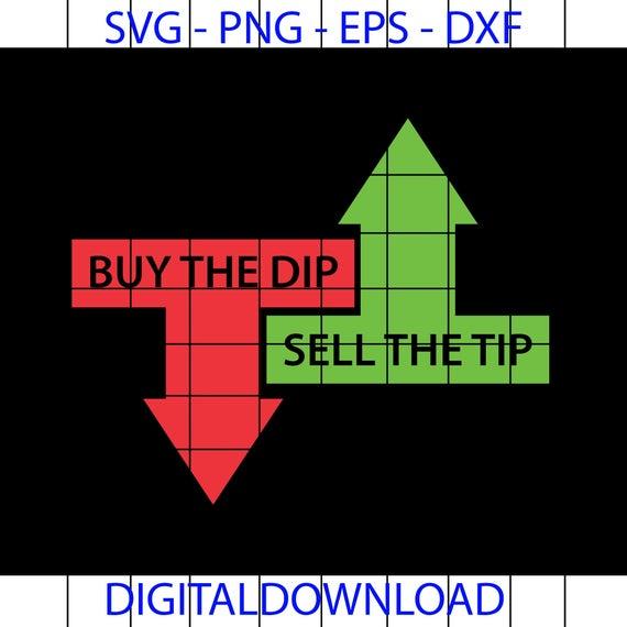 Buying The Dip Image