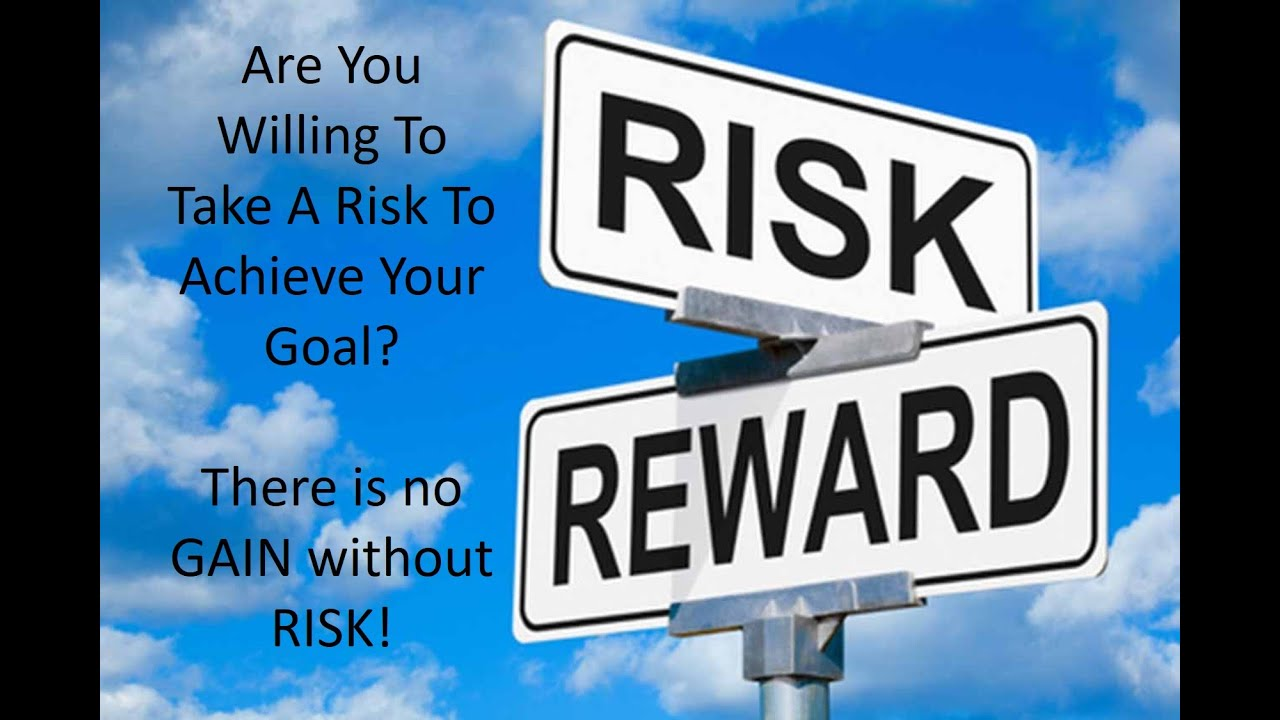 No Gains Without Risk Image