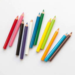 Requirements - Craons or Pencil Colours,
