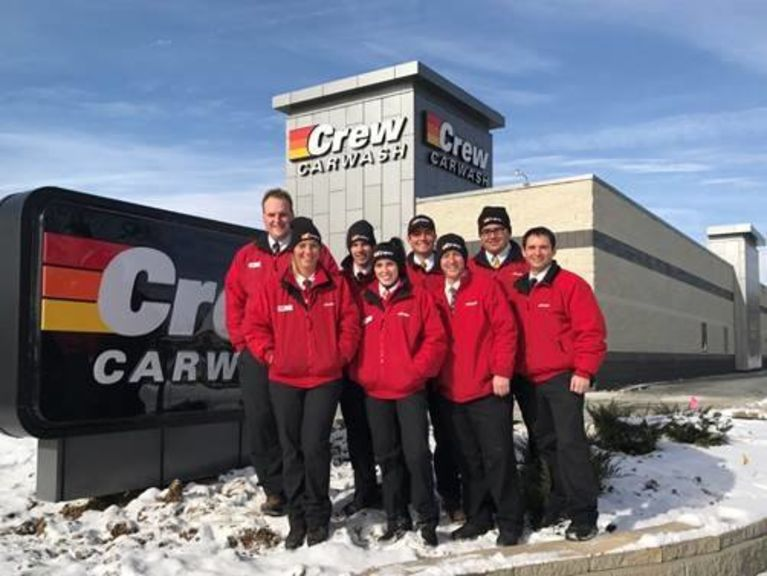 Crew Car Wash Near Me >> Crew Carwash Opens New Facility In Bloomington Crew