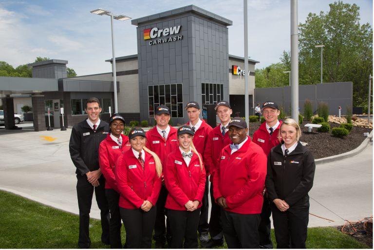 Crew Car Wash Near Me >> Why Crew Crew Carwash Indiana Car Wash