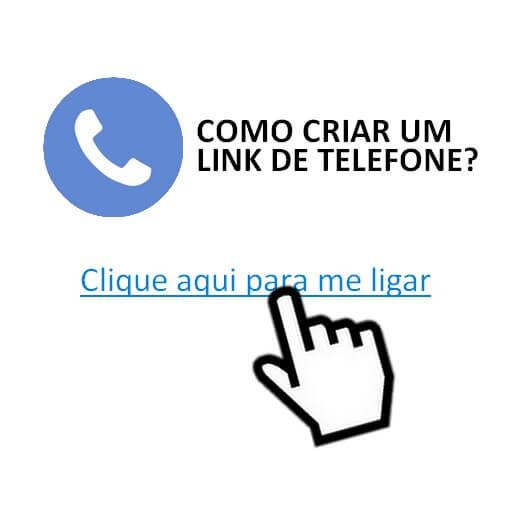 Link de telefone