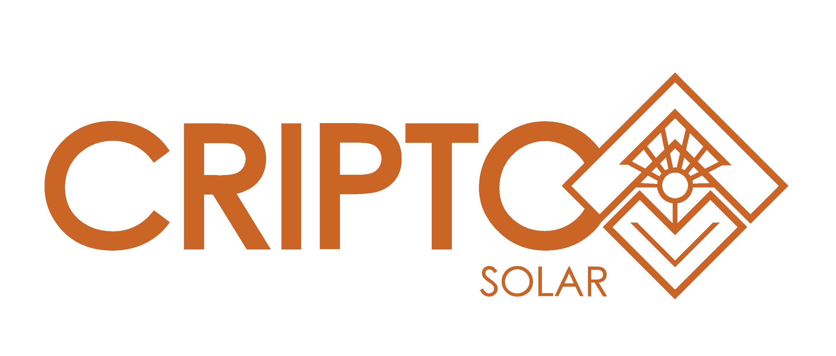 CriptoSolar: Logo