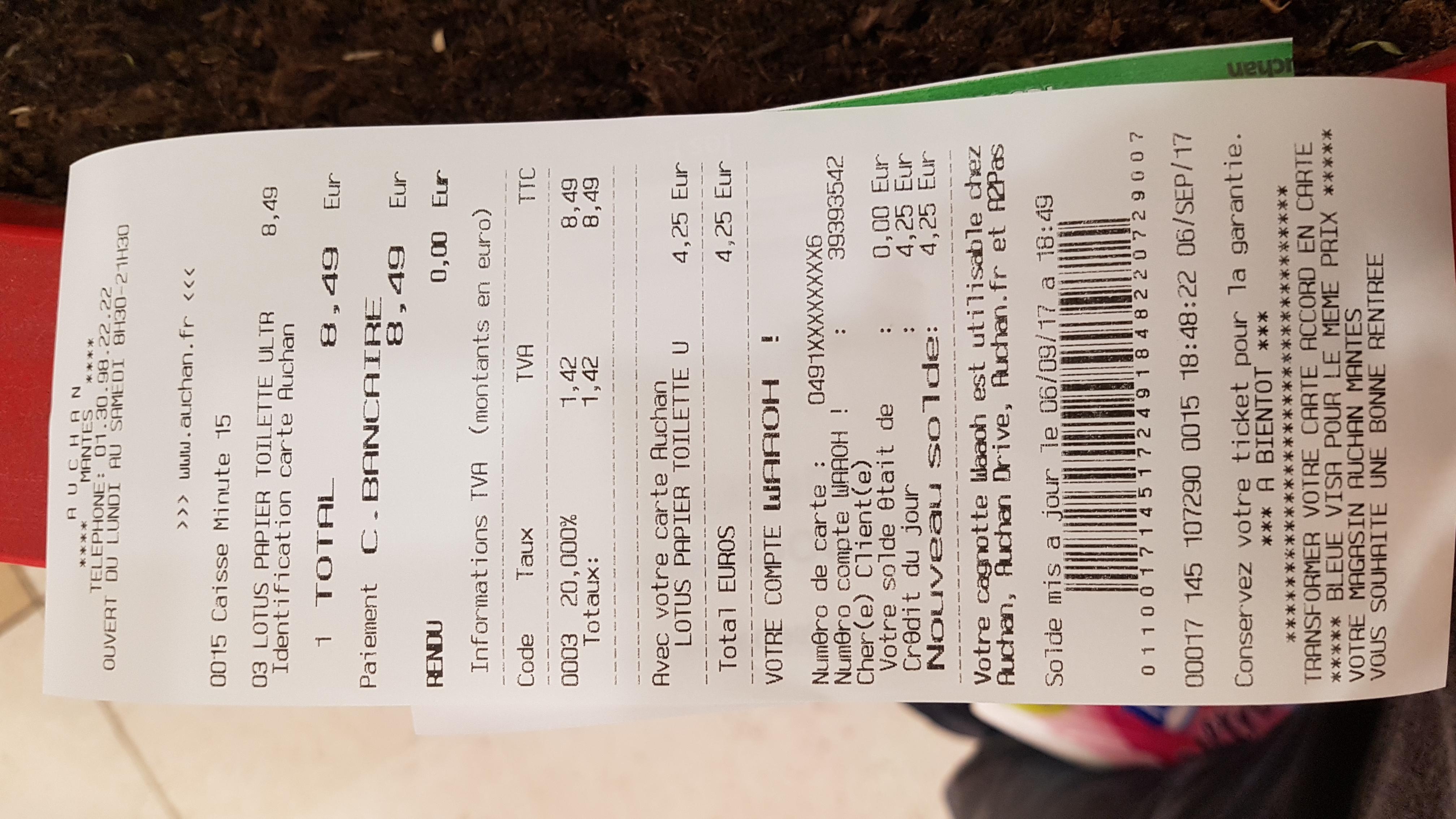 Identification Carte Auchan.Auchan Buchelay Mantes La Ville Contactez Le Directeur