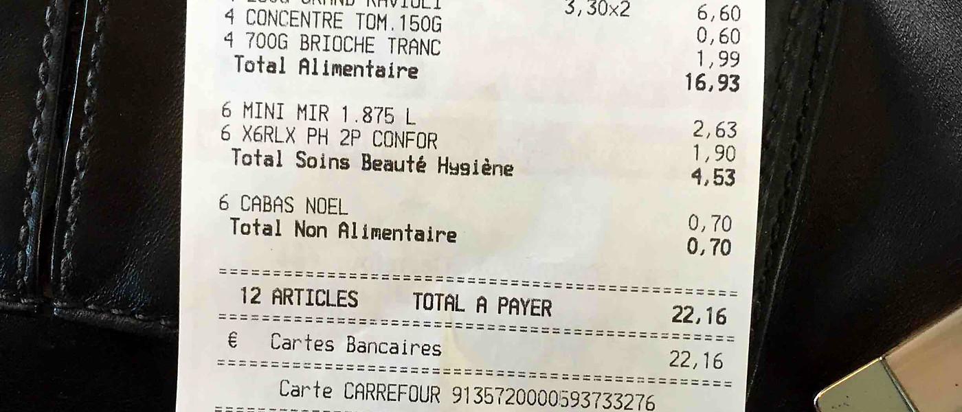 Carte Carrefour Ticket De Caisse.Carrefour Rennes Cesson Cesson Sevigne Contactez Le Directeur